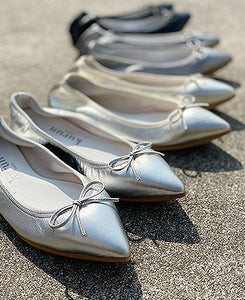 【RECOMMEND】オーダー2000足以上!圧倒的人気を誇る Foil ballet shoes