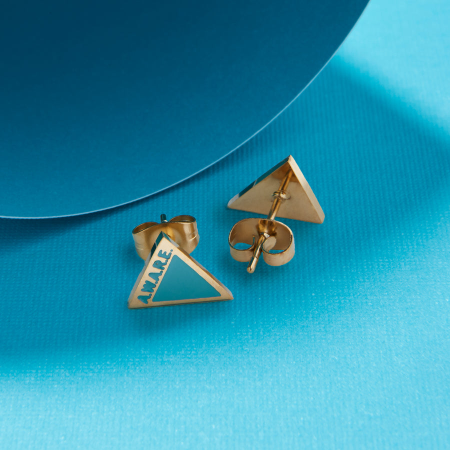 Teal AWARE Earrings