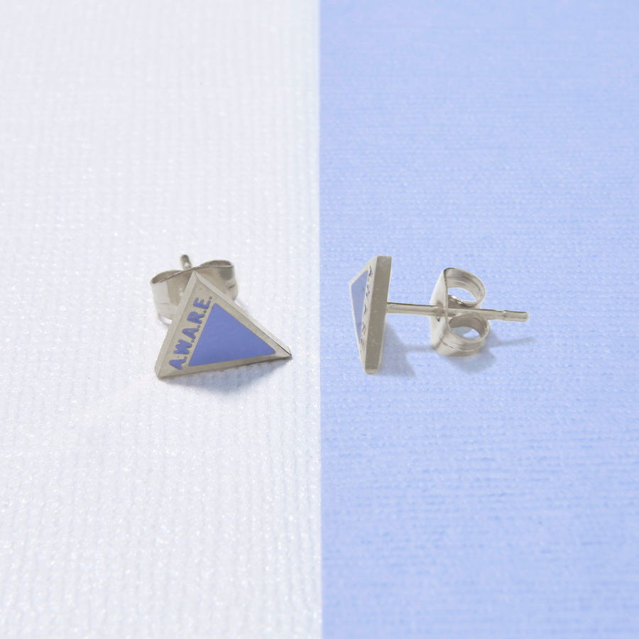 Periwinkle AWARE Earrings