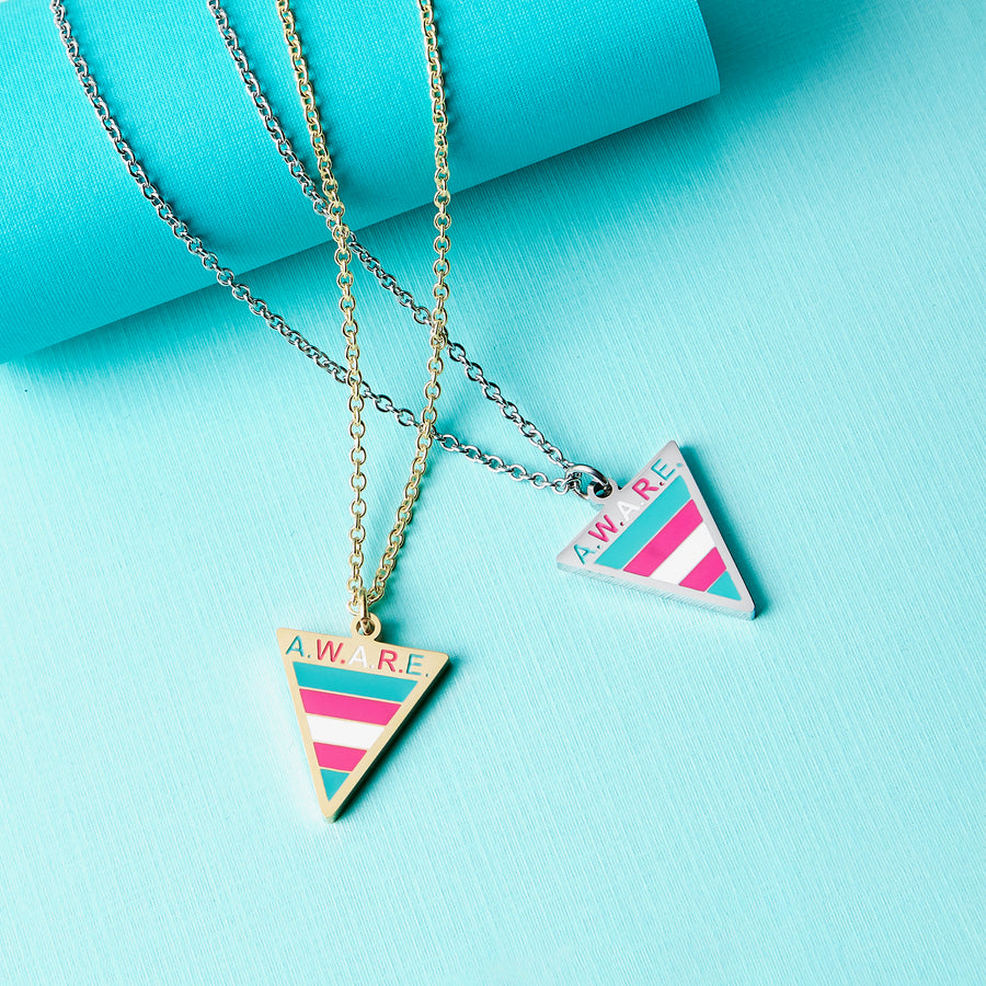 Transgender AWARE Necklaces