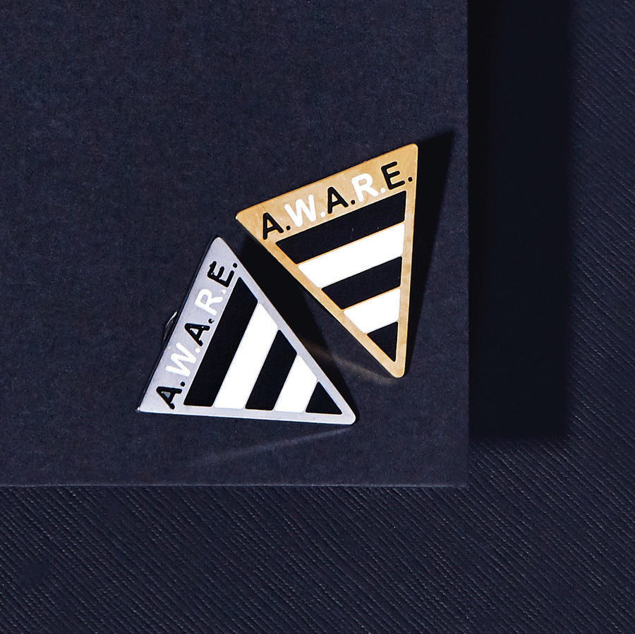 Zebra AWARE Pin