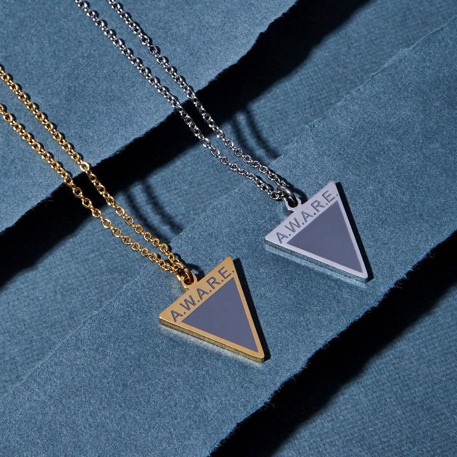 Grey AWARE Necklaces