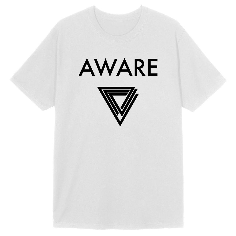 Black AWARE T-Shirts