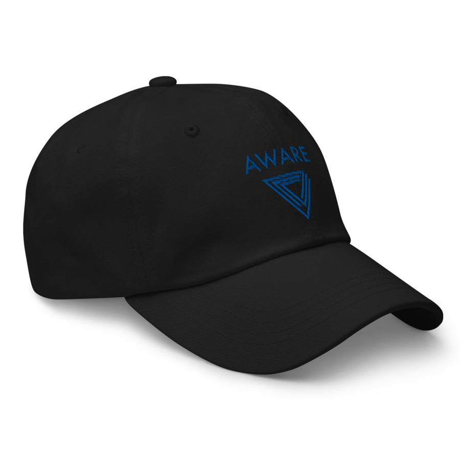 Blue AWARE Hats