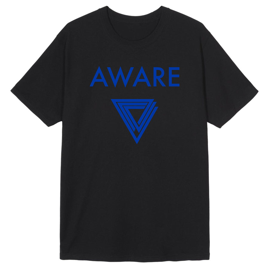 Blue AWARE T-Shirts