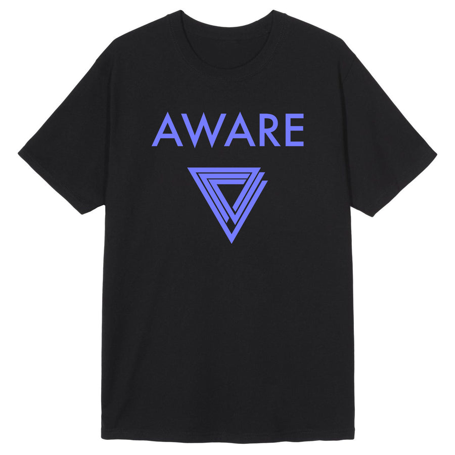 Periwinkle AWARE T-Shirts
