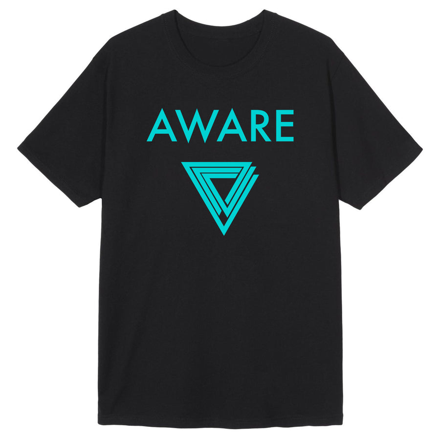 Teal AWARE T-Shirts