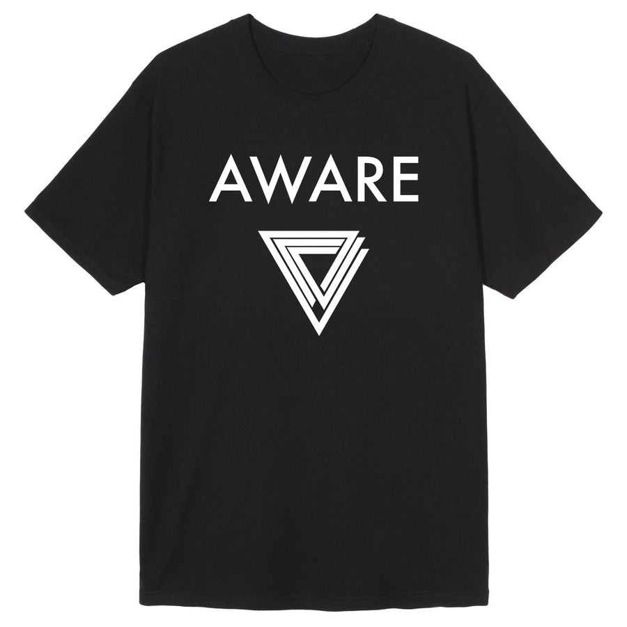 White AWARE T-Shirts