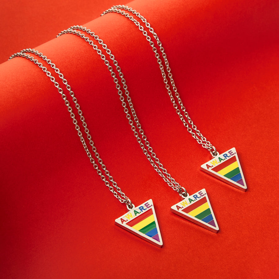 Rainbow AWARE Necklaces
