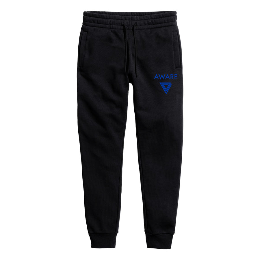 Blue AWARE Joggers