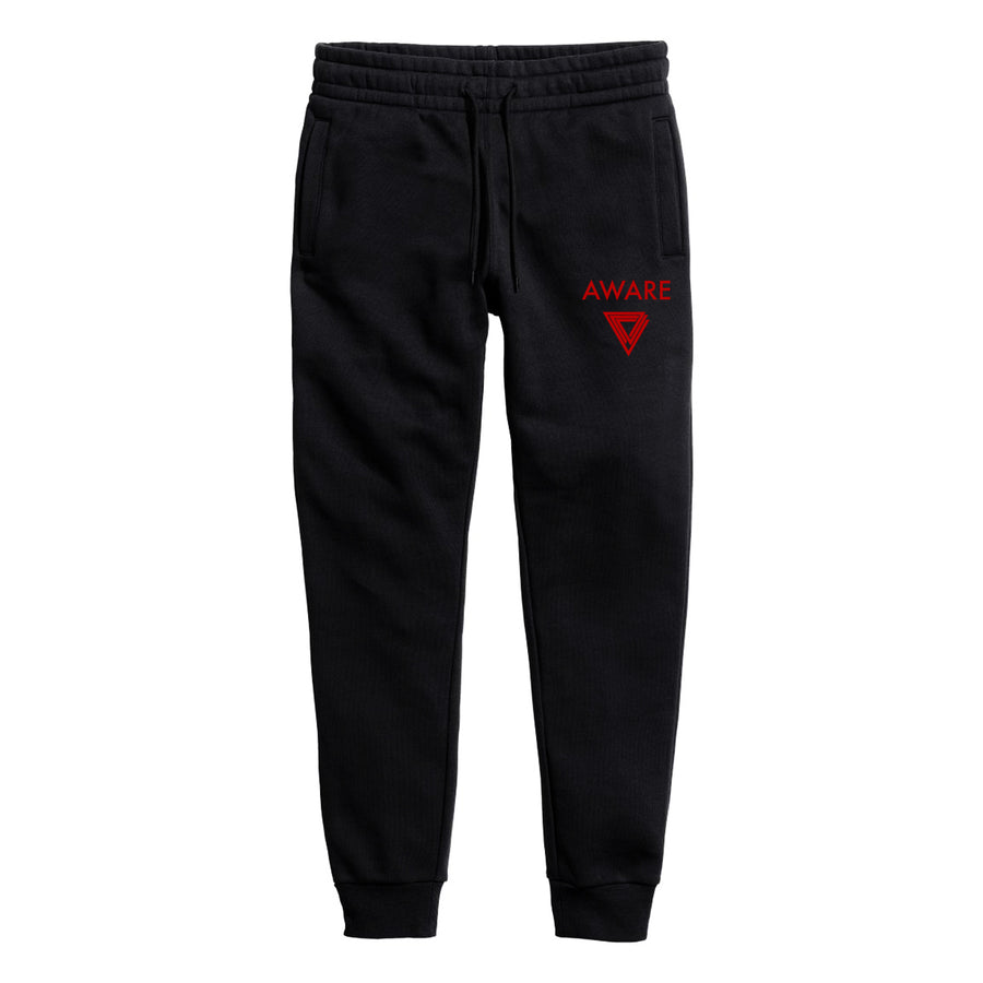 Red AWARE Joggers