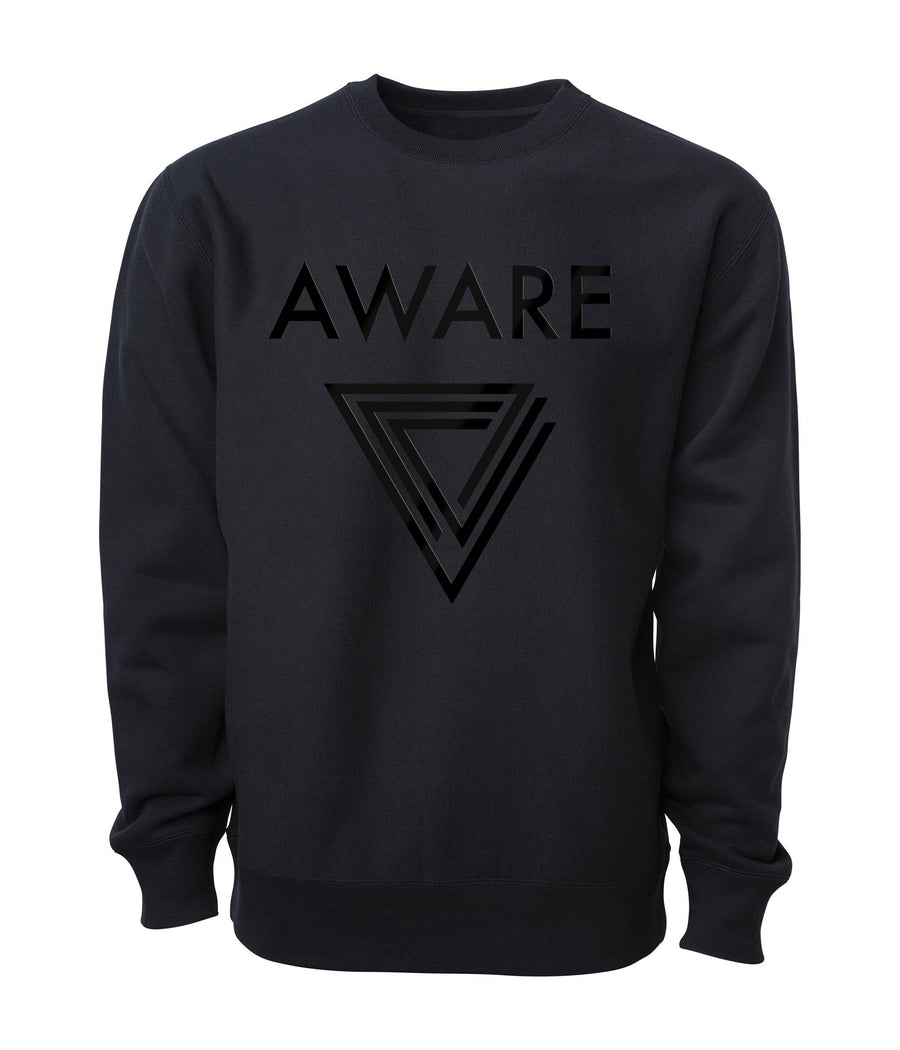 Black AWARE Sweaters