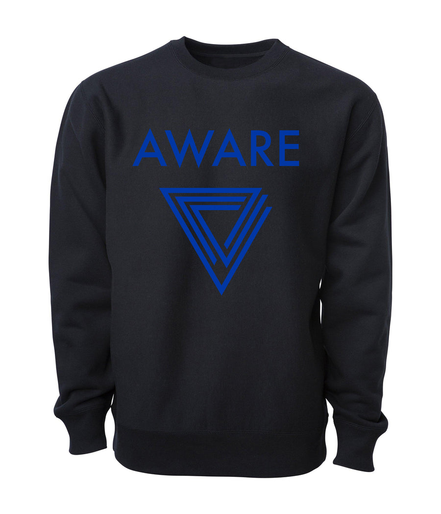 Blue AWARE Sweaters
