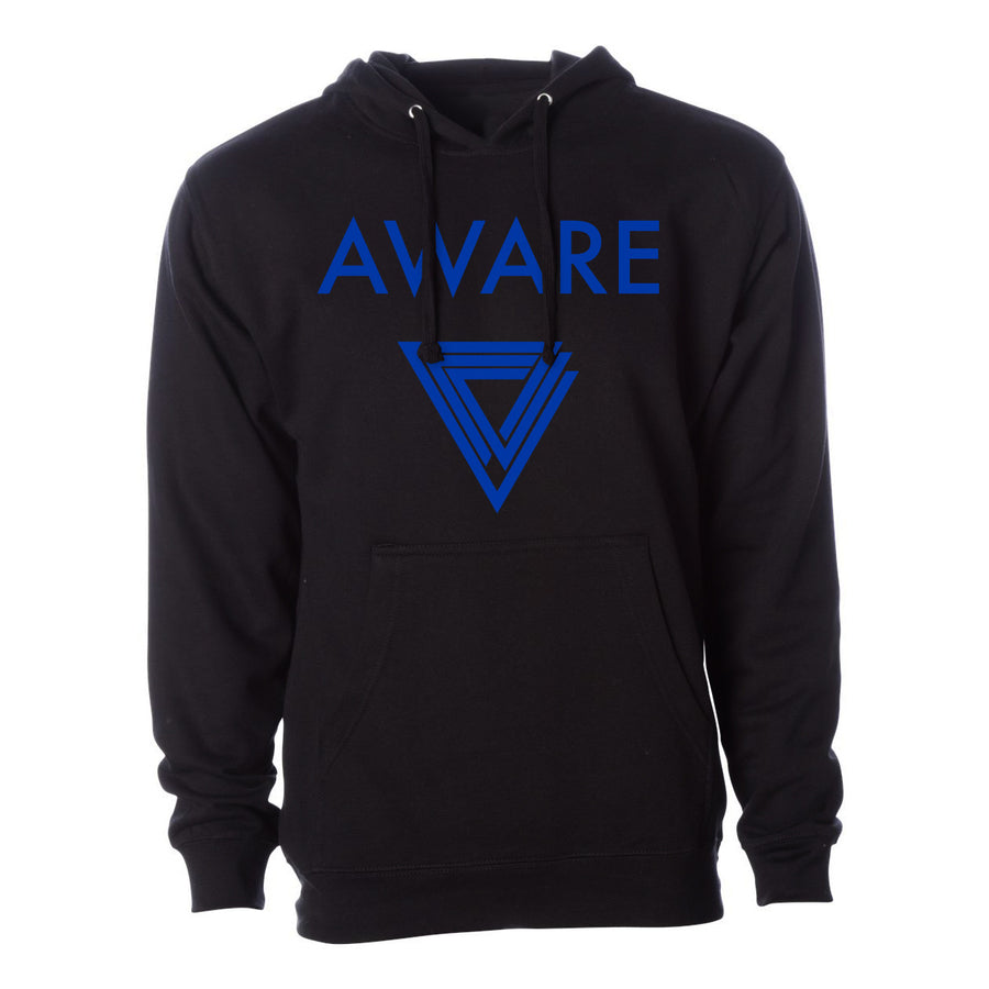 Blue AWARE Hoodies