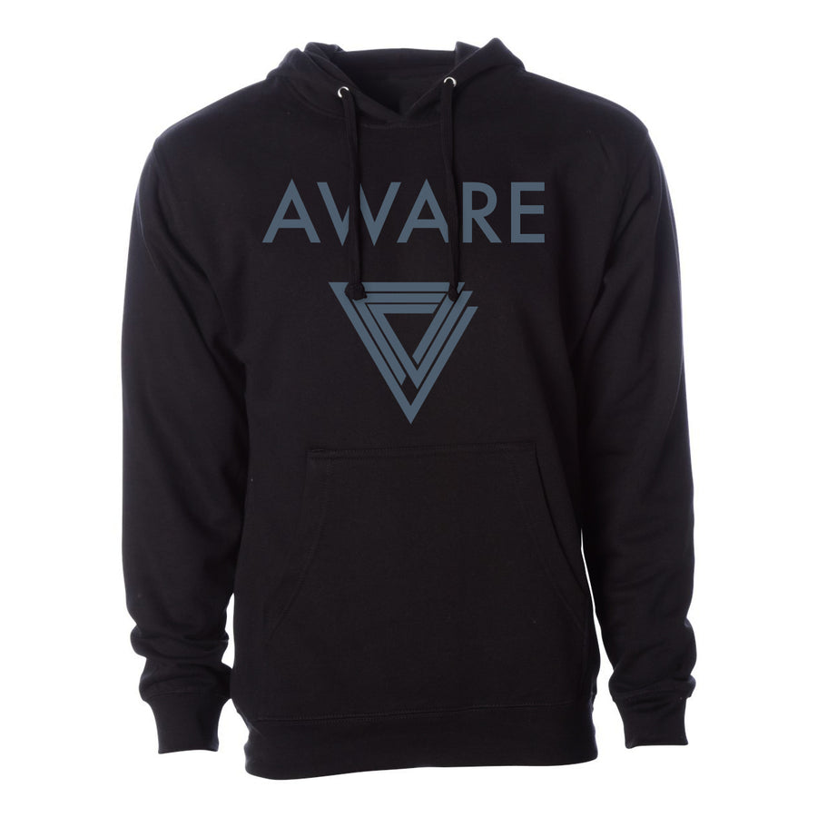 Grey AWARE Hoodies