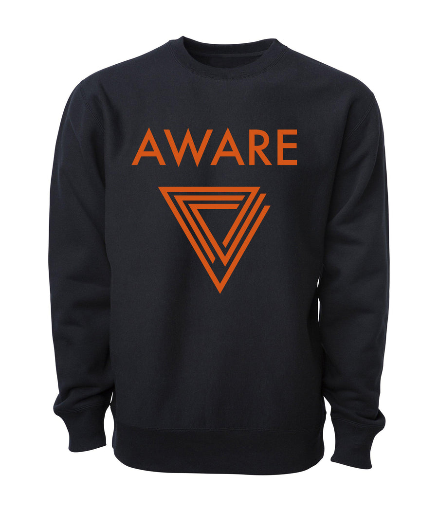 Orange AWARE Sweaters