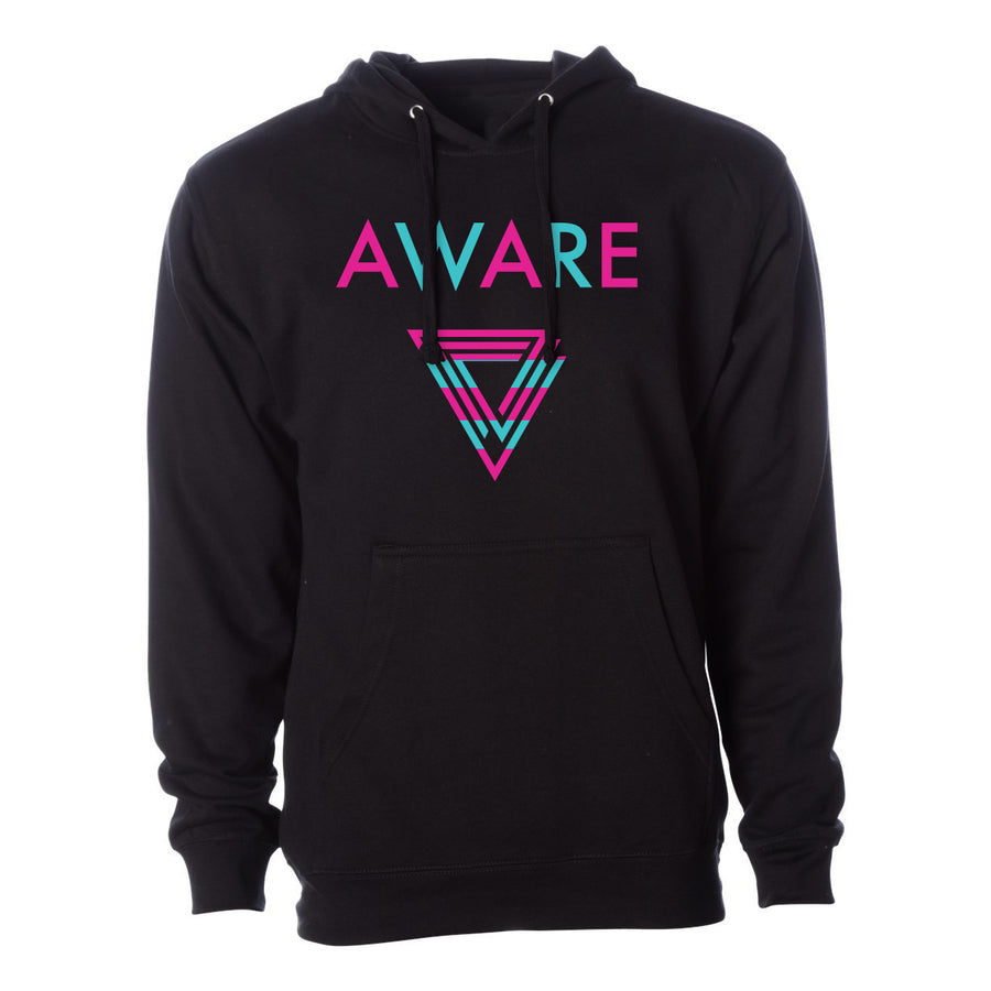 Pink and Teal AWARE Hoodies
