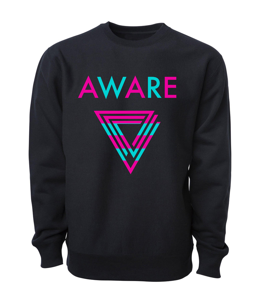 Pink and Teal AWARE Sweaters