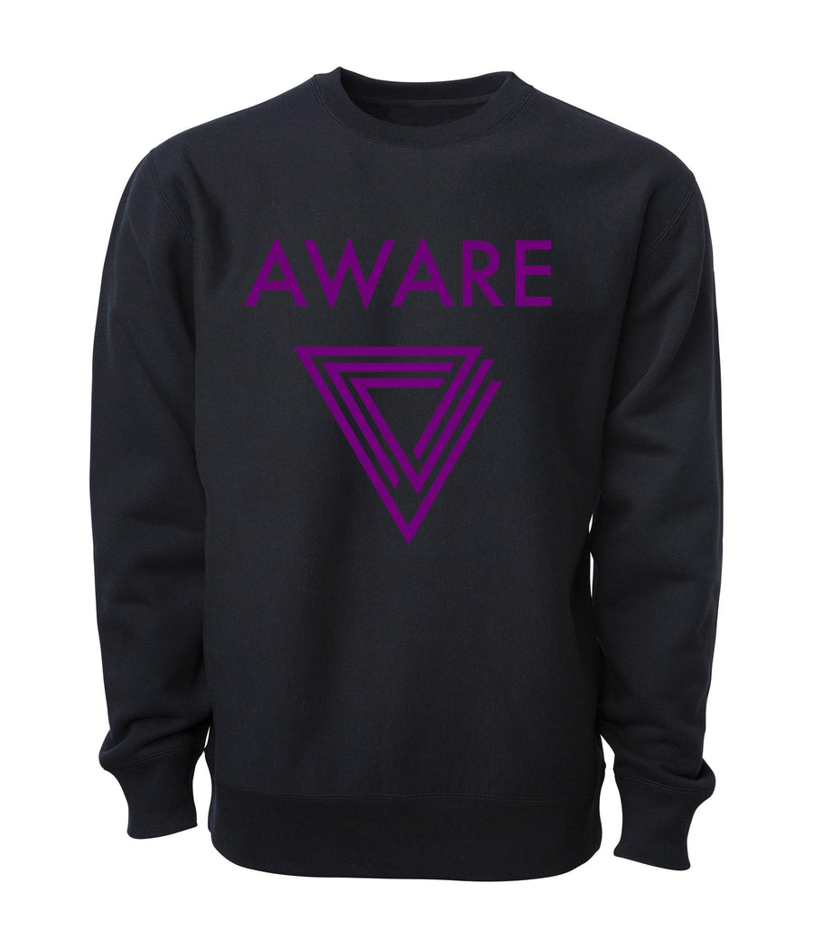 Purple AWARE Sweaters