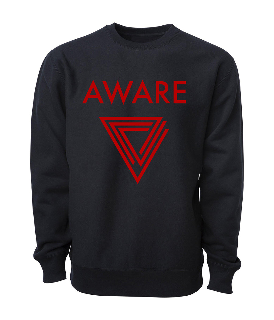 Red AWARE Sweaters