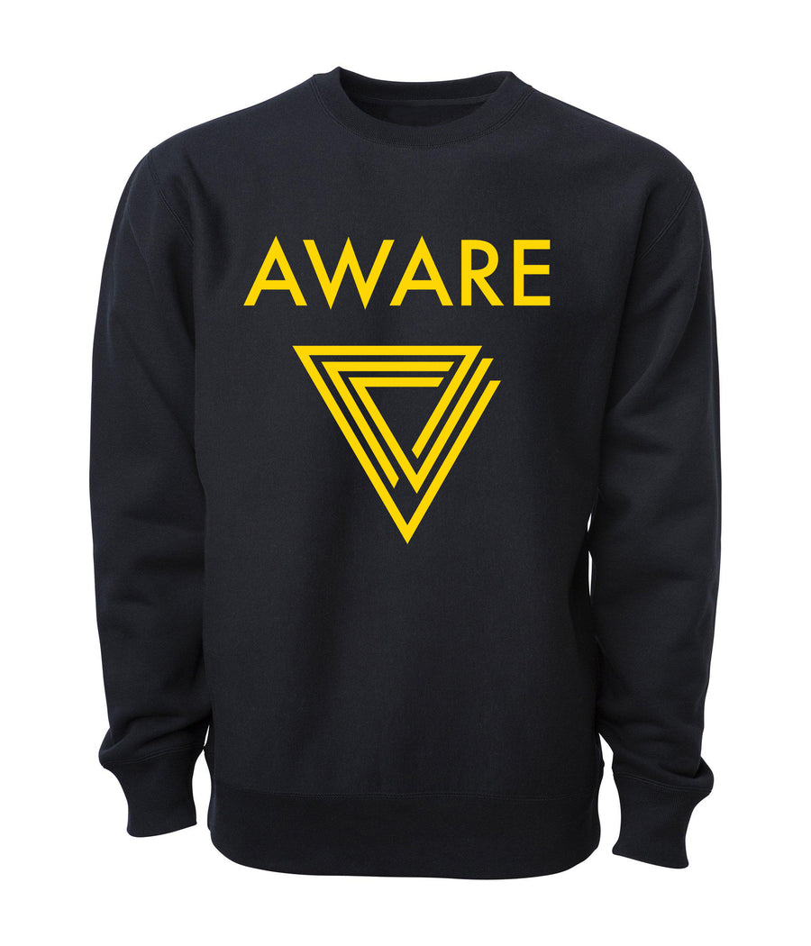 Yellow AWARE Sweaters