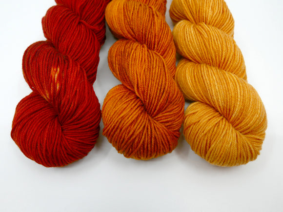 Phouka Three Color Set 600m - Autumn's Gold