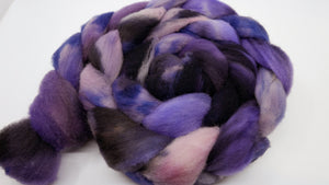 Gulf Coast Native Roving - 4oz/114g - Purple Martin