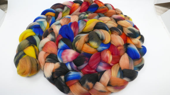 Polwarth Top - 4oz/114g - Fingerpaints