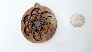 Sacred Geometry Ornament