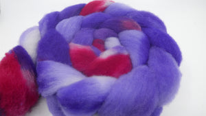 Shropshire Roving - 4oz/114g - Rhizostoma