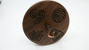 Spindle - Avatar (Walnut)