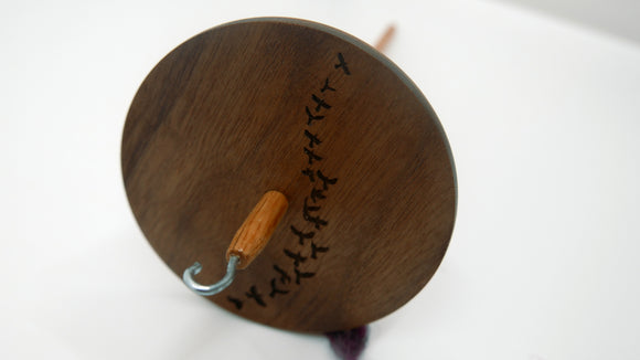 Spindle - Crows (Walnut)