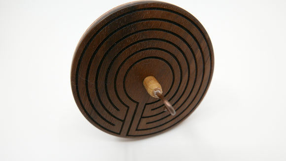 Spindle - Labyrinth (Walnut)