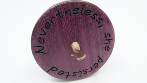 Spindle - Nevertheless, She Persisted (Purpleheart)