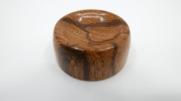 Spindle Bowl  - Marblewood