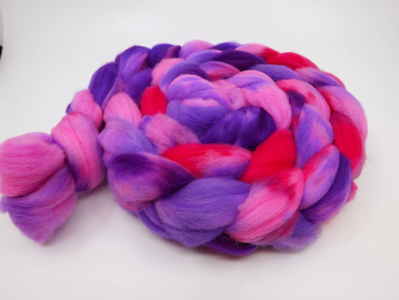 Polwarth Top - 4oz/114g - Tainted Love