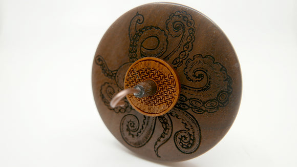 Spindle - Tentacles (Walnut)