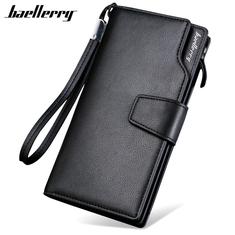 Baellerry Luxury Brand Men Wallets
