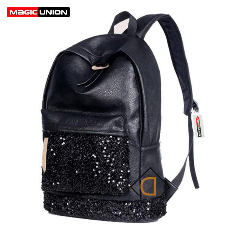 MAGIC UNION New 2019 Fashion Women Backpack