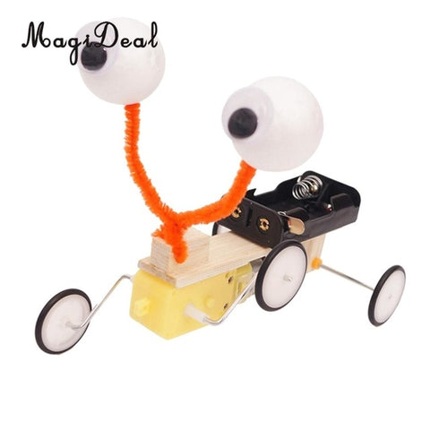 DIY Electric Telegraph Kids Educational Toy Model Children Science Toys