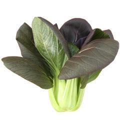 Deep Red Bok Choy