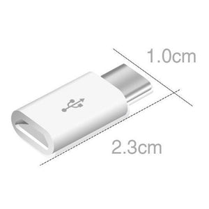 Micro USB To USB C Adapter (5 pc)