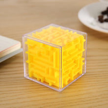 Load image into Gallery viewer, 3D Maze Cube