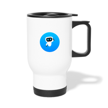 Load image into Gallery viewer, Travel Mug - white