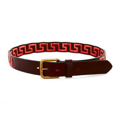 Inca Polo Belt - Two Hearts Equine Boutique