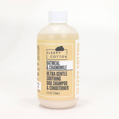 Ultra Gentle Soothing Dog Shampoo - Oatmeal - Two Hearts Equine Boutique