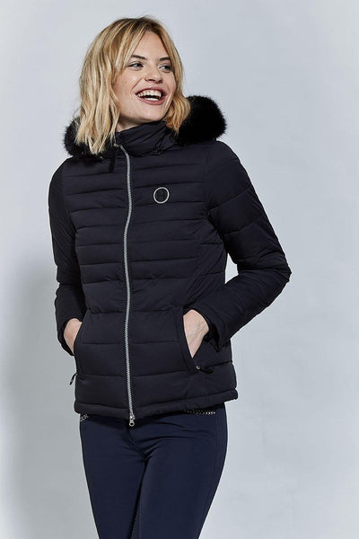 Margy Womens Padded Jacket - Two Hearts Equine Boutique