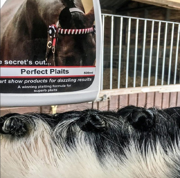 Perfect Plaits Spray - Two Hearts Equine Boutique