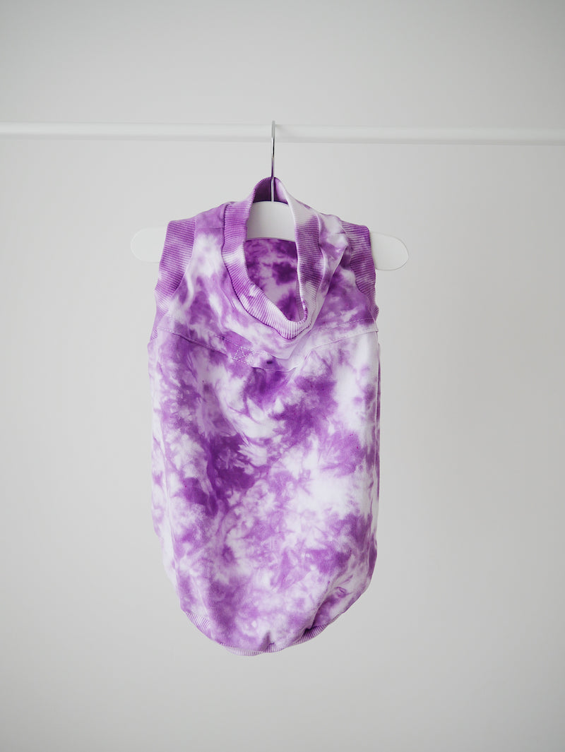 Tie-Dye Sleeveless Top