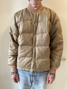 1960's Down-Insulated Puffer (M/L)